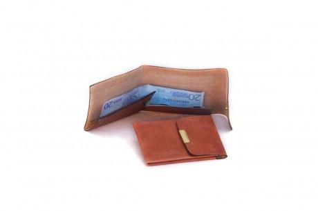billetera plegable